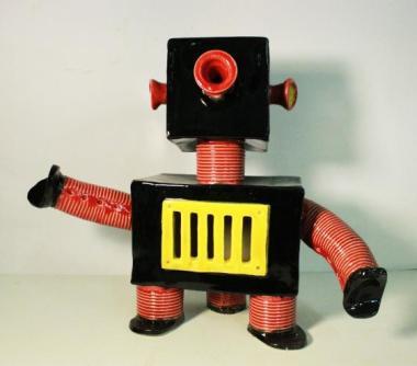 Rolig robot av Emil Österholm
