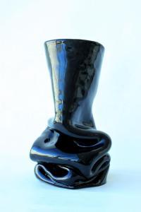Emil Österholm, vas i keramik