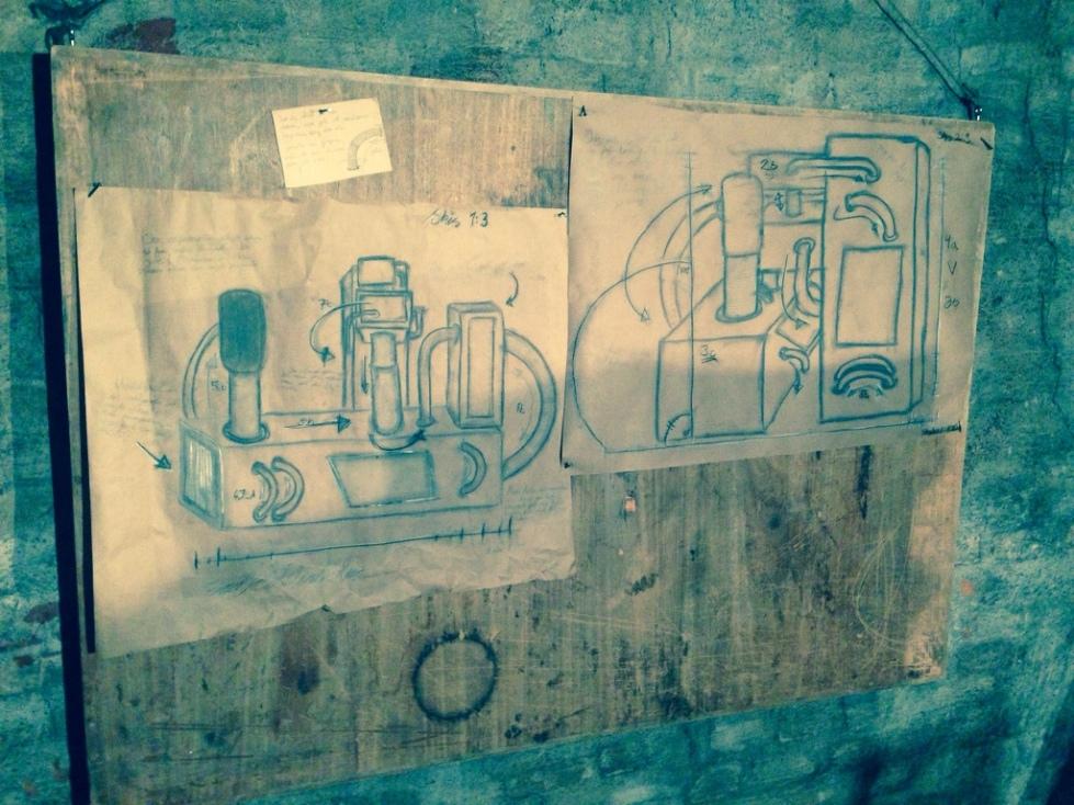 Från utställning i Göteborg