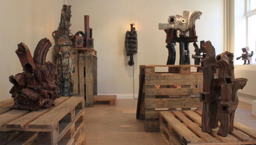 Från Emils Utställning i Sundsvall