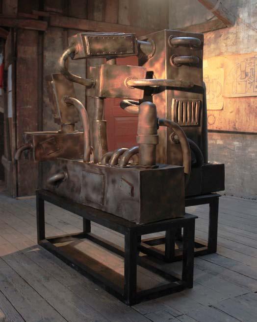 Från Emils utställning i Göteborg.