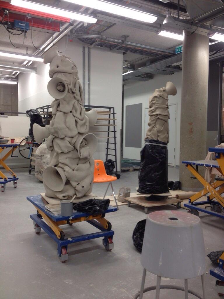 Skulpturer i Oslo