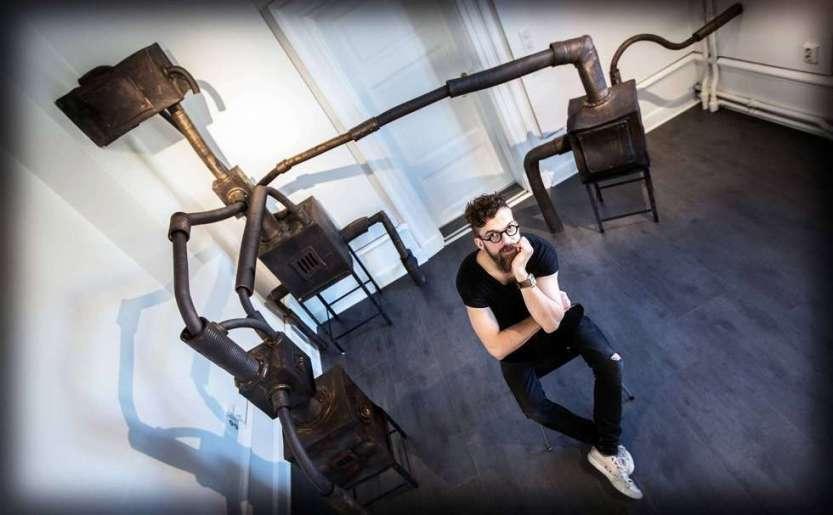 Emil Österholm ställer ut på Härnösands Konsthall